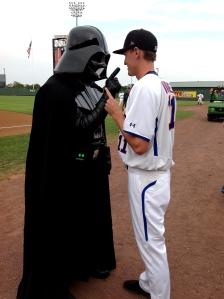 Vader vs. Vader